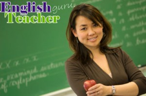 teacher apple 300x197 The pros and cons of working as an English teacher